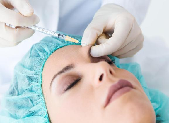 Botox behandeling - gezichtsverjonging / anti-aging
