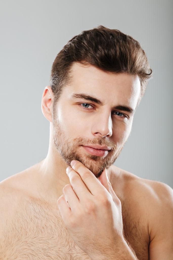Anti-aging voor mannen - behandelingen haaruitval